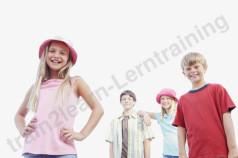 Feriencamp Kind, Sommerferien Camp train2learn, Lernspiel